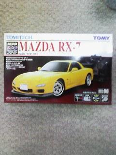 TOMYTECH MAZDA RX-7