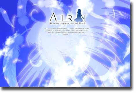 AIR 壁紙