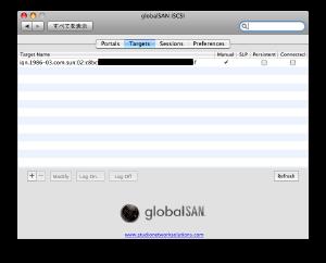 globalSAN