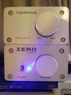 TA2020搭載アンプ ZERO