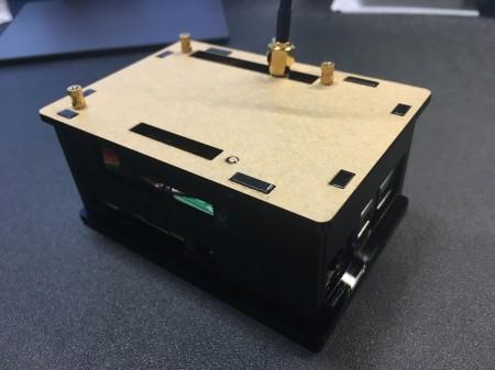 Raspberry Pi 3B+ と GNSSキット